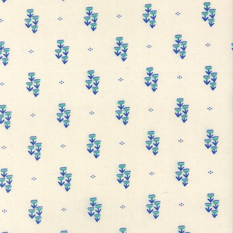 Moda Fabrics - Yucatan / Little Flower / White / 16714-11