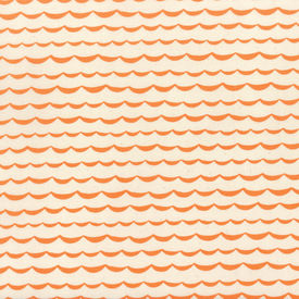 Moda Fabrics - Yucatan / Water / Orange / 16715-11
