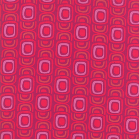 Moda Fabrics - Growing Beautiful / Geometric / Pink / 11833-11