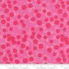 Moda Fabrics - Growing Beautiful / Leaf / Pink / 11835-13