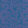 Moda Fabrics - Growing Beautiful / Check Grid / Blue / 11837-12