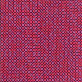 Moda Fabrics - Growing Beautiful / Check Grid / Red / 11837-15
