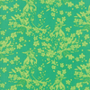 Moda Fabrics - Painted Garden / Birds / Green / 11811-19