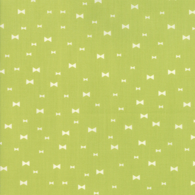 Moda Fabrics - Clover Hollow / Bow / Green / 37554-16