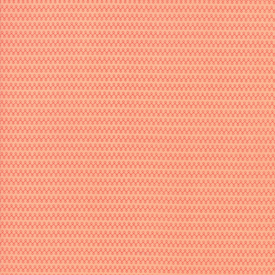 Moda Fabrics - Clover Hollow / Loop De Loop / Salmon / 37556-20