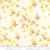 Moda Fabrics - Modern Colorbox / Zen Chic / Cross / Yellow / 1644-17