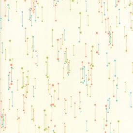 Moda Fabrics - Modern Colorbox / Zen Chic / Lines / Multi Color / 1646-20