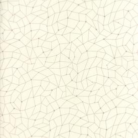 Moda Fabrics - Modern Colorbox / Zen Chic /  Gridwork / Light Grey / 1647-28