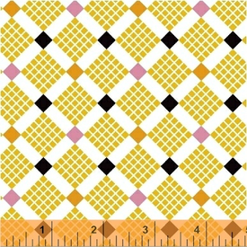 Windham - Uppercase Volume 2 / Blocks / Yellow / 43300-6