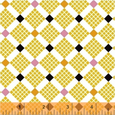 Windham - Uppercase Volume 2 / Blocks / Yellow / 43300-6