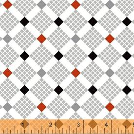 Windham - Uppercase Volume 2 / Blocks / Grey / 43300-5