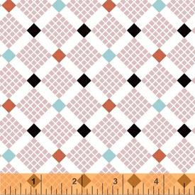 Windham - Uppercase Volume 2 / Blocks / Pink / 43300-3