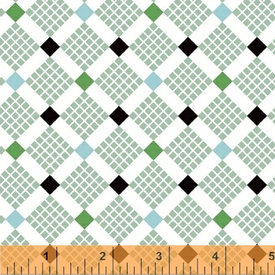 Windham - Uppercase Volume 2 / Blocks / Green / 43300-2