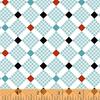 Windham - Uppercase Volume 2 / Blocks / Blue / 43300-1