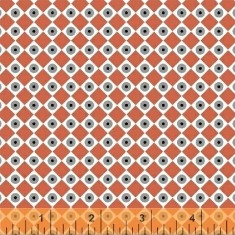 Windham - Uppercase Volume 2 / Dot the Eyes / Red /  43298-4