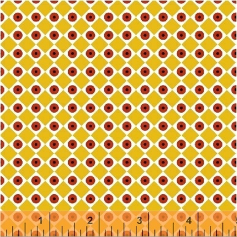 Windham - Uppercase Volume 2 / Dot the Eyes / Yellow / 43298-6