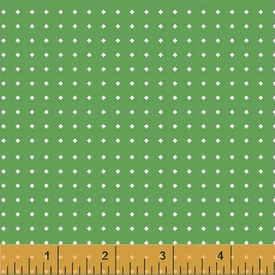 Windham - Uppercase Volume 2 / Diamond Dots / Green / 43296-2
