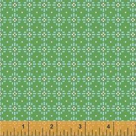 Windham - Uppercase Volume 2 / Flower / Green / 43295-2