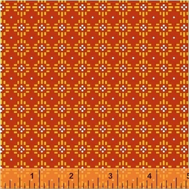 Windham - Uppercase Volume 2 / Flower / Red / 43295-4