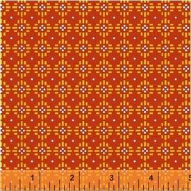 Windham - Uppercase Volume 2 / Flower / Red / 43295-4