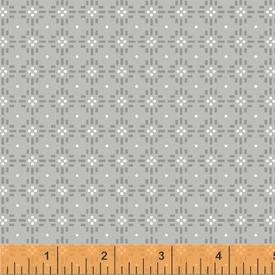 Windham - Uppercase Volume 2 / Flower / Grey / 43295-5
