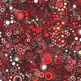 Robert Kaufman - Effervescence / 11209-3 RED