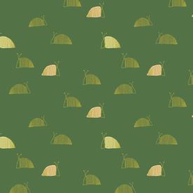 Art Gallery - Dew & Moss / Mosss Snail Mail / DWM-45606
