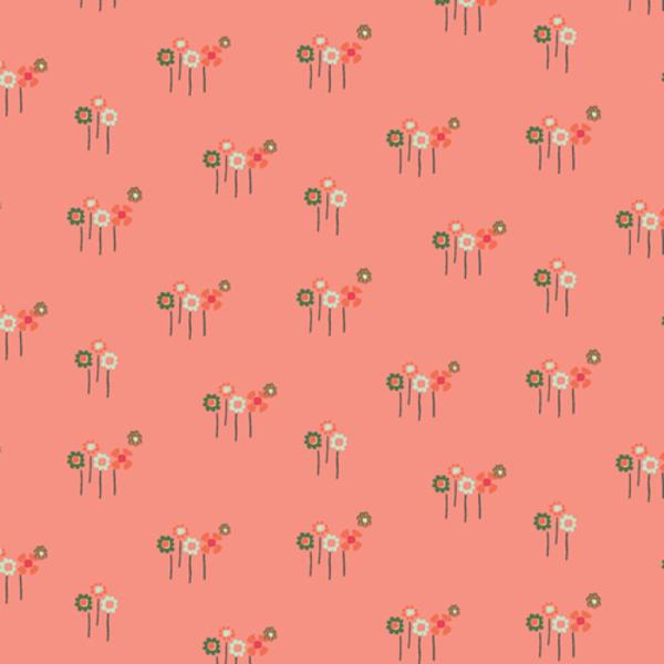 Art Gallery - Dew & Moss / Daisy Button Buds / DWM-45608