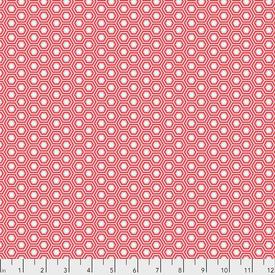 Tula Pink - True Colors / Hexy / PWTP150.FLAMINGO