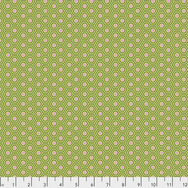 Tula Pink - True Colors / Hexy / PWTP150.JUNIPER
