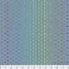 Tula Pink - True Colors / Hexy Rainbow/ PWTP151.PEACOCK