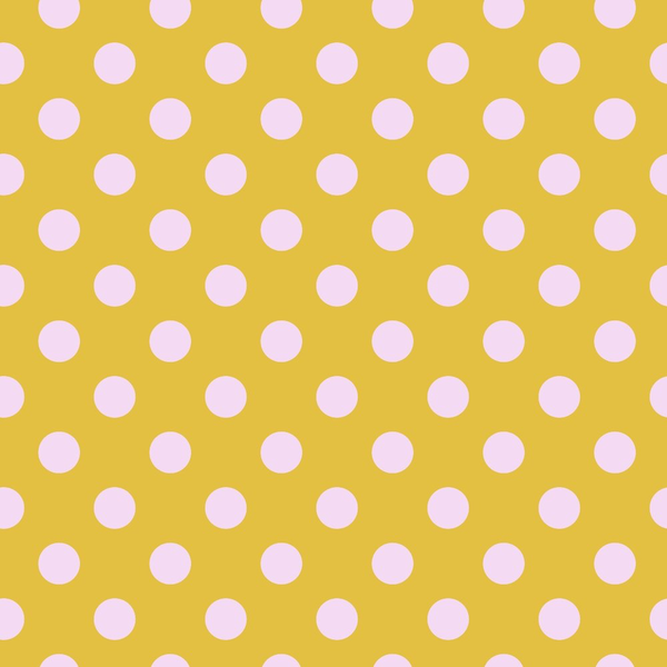 Tula Pink - Pom Pom / PWTP118 Marigold