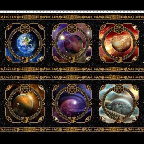 Jason Yenter - COSMOS - 6 Planets Panel / 2COS-1
