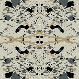 Giucy Giuce - Prism - Splatter / Sandstone / 9573-N