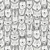 Art Gallery - Pacha Capsules - Wild Friends / CAP-PA-1400