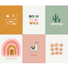 Art Gallery - Pacha Capsules - PANEL / Born To Be Wild / CAP-PA-1413