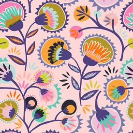 Art Gallery - Oh Meow - Kattaland Flora / OHM-33440