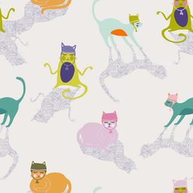 Art Gallery - Oh Meow - Kitten Around / OHM-33442