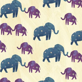Carrie Bloomston - WISH - Starry Elephants / Paper / 51740-1