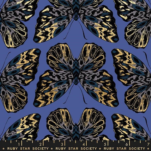 Ruby Star / Sarah Watts / Tiger Fly - Metallic - Queen / Twilight / RS2014 12M