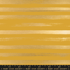 Ruby Star / Rashida Coleman Hale /  Zip Metallic Stripes / Goldenrod / RS1005 33M
