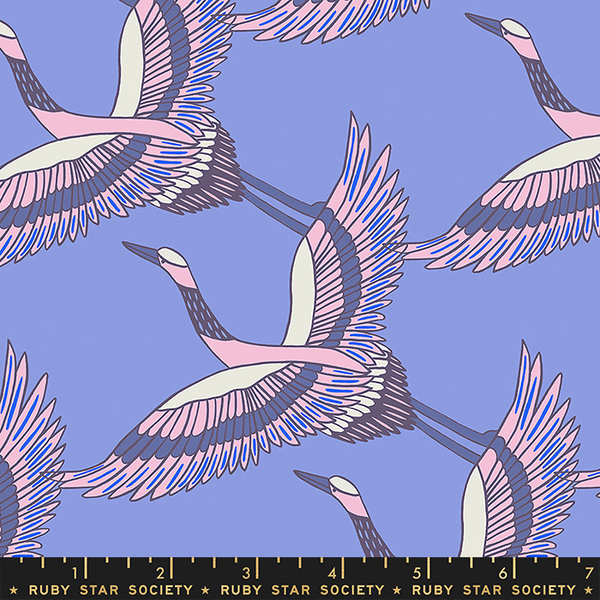 Ruby Star / Sasha Ignatiadou / Airflow /  Metallic / In Flight /  Birds / Dusk / RS6003-13