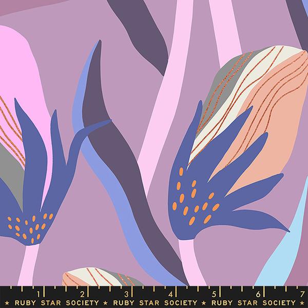 Ruby Star / Sasha Ignatiadou / Airflow /  Metallic / Bloom / Flowers / Heather / RS6001-13M
