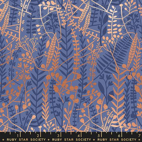 Ruby Star / Sasha Ignatiadou / Airflow /  Metallic / Floral Tapis / Twilight / RS6006-16M