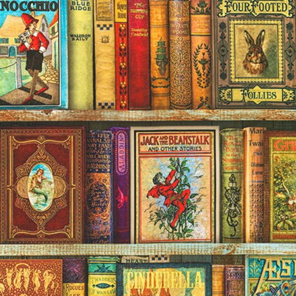 RK - Library of Rarities - 19600-199 - Book Shelf