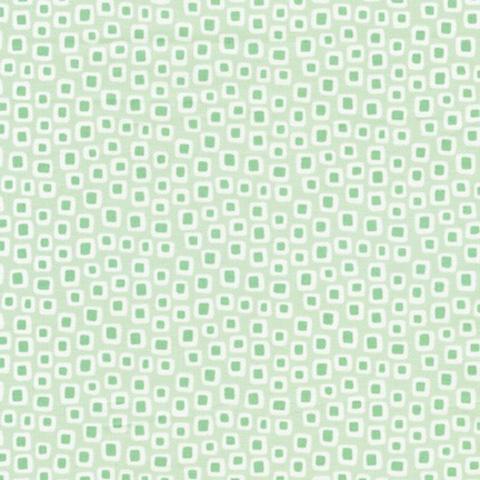 Elizabeth Hartman - Library / Squares Bamboo / 19083-384 DESERT GREEN