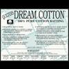 QD Batting / Request / Crib (46x61)