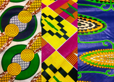 African / Ankara Wax Cloth