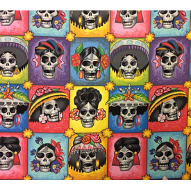 Alexander Henry - Day Of The Dead - Dia De Los Muertos / Multi (AH-14)