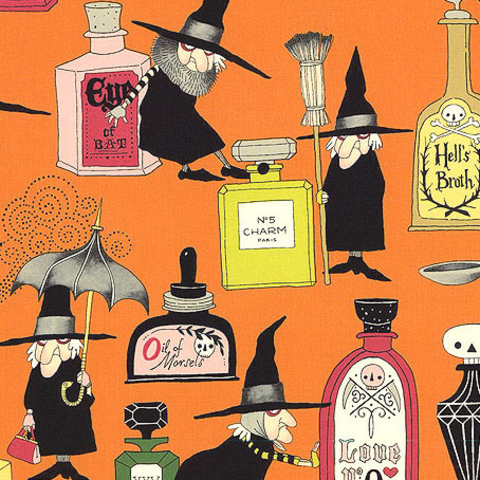 Alexander Henry - Haunted House / Lotions and Potions (AH-25)